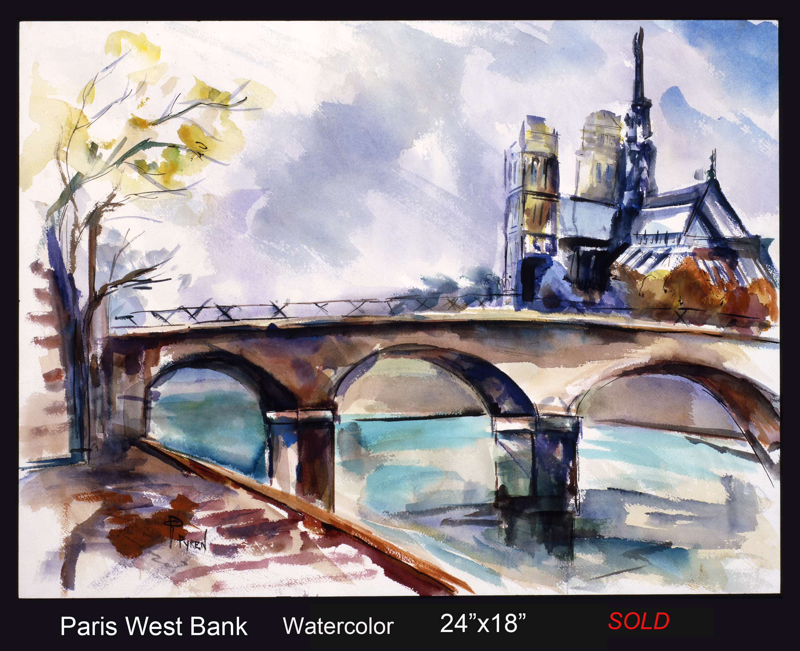 Paris West Bank