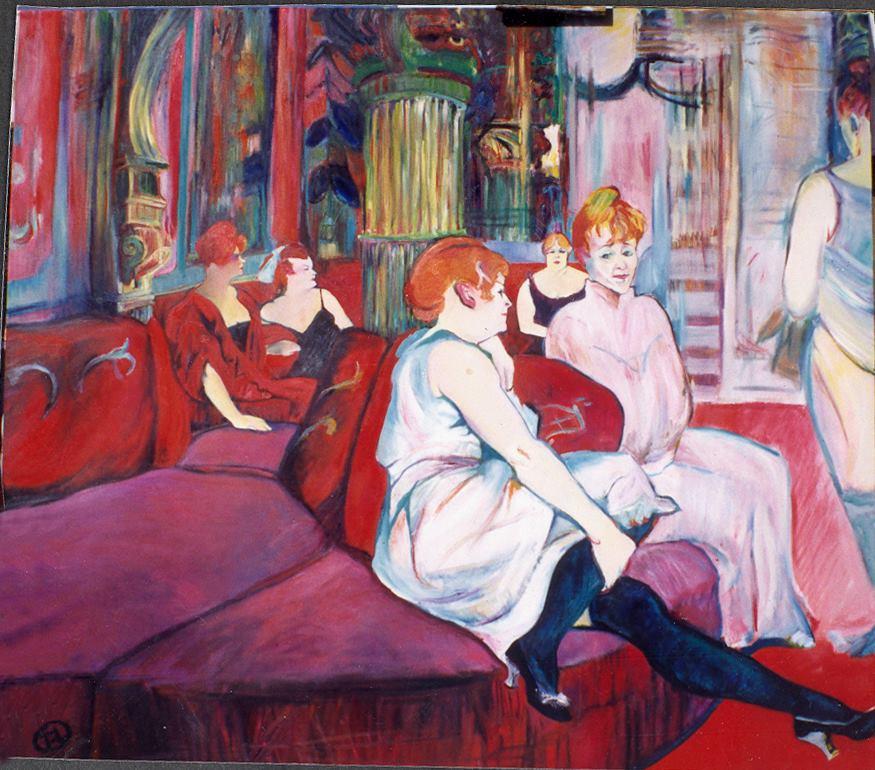 Toulous Lautrec