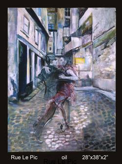 Rue Le Pic