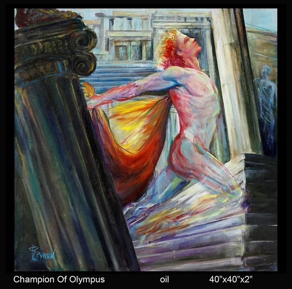 Champion of Olympus