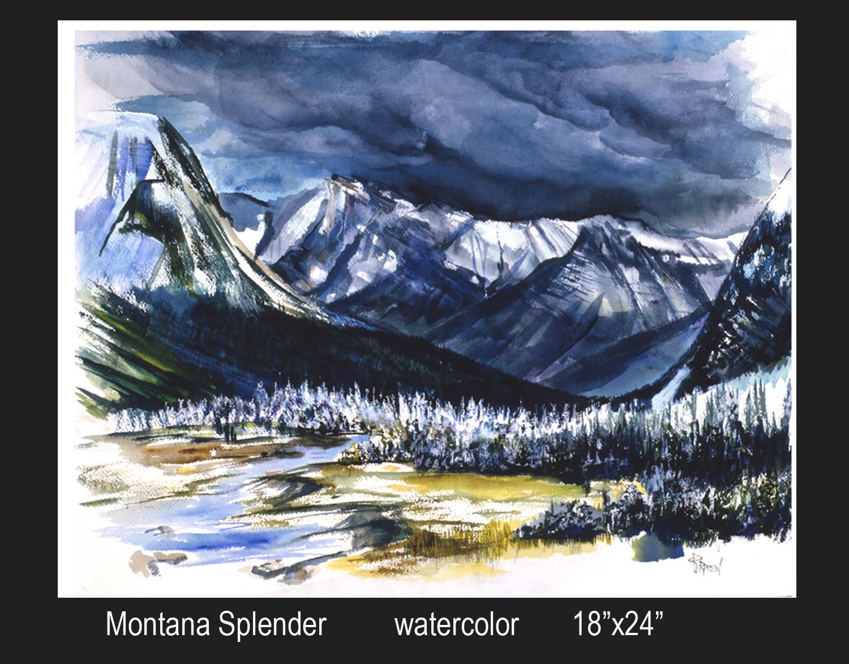 Montana Splender