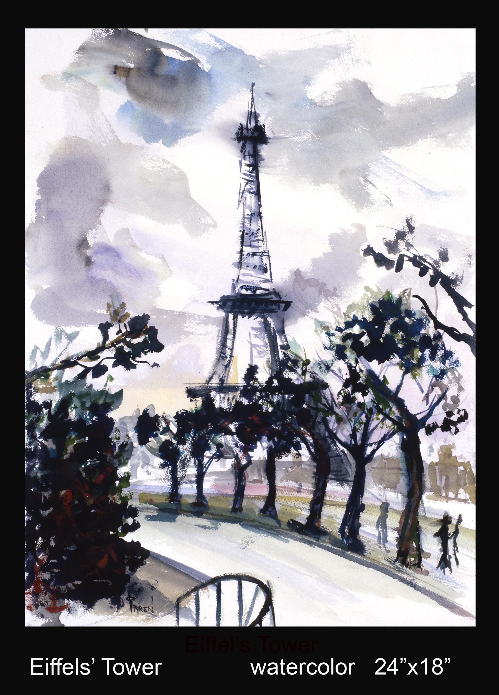 Effel's Tower