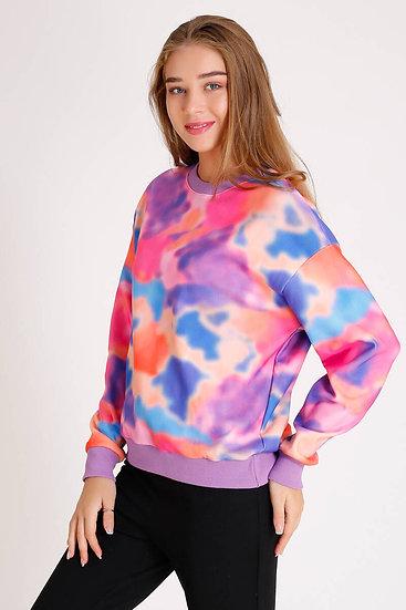 Batik Sweatshirt