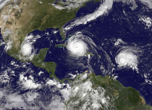 Earth To Humans:  Houston, California, Puerto Rico, Florida, New Orleans, We've Got A Problem...