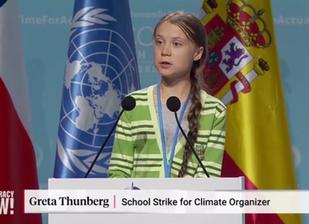 COP 25 Madrid / Chile - UN Climate Talks End In Monumental Failure