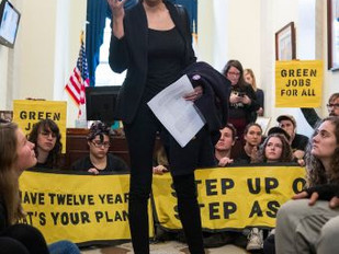 U.S. May Take Lead With Green New Deal - To Save Life On Earth