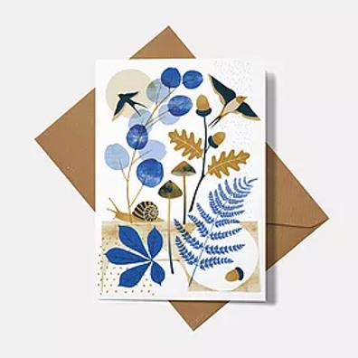 Hedgerow Card