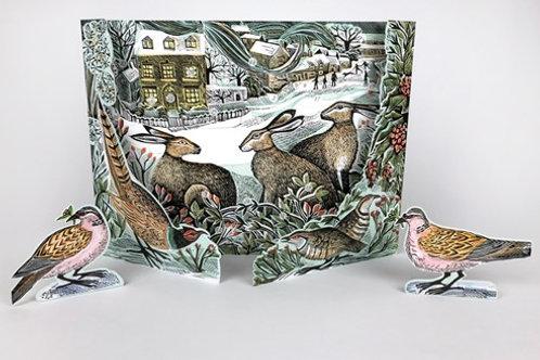 We Three Hares Advent Calendar