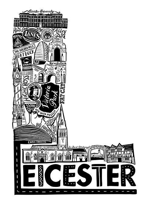 Leicester Card