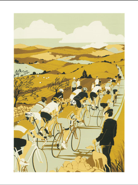 Tour de Yorkshire Card