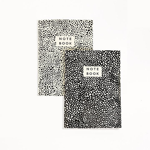 Spores A6 Recycled Notebooks (Set of 2)