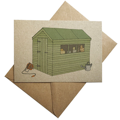 Shed Card