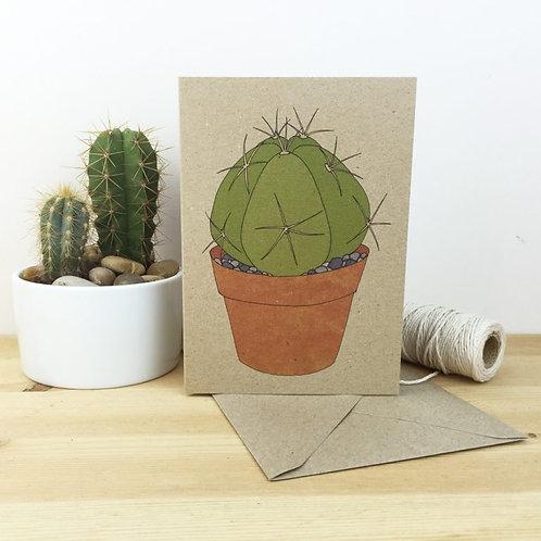 Cactus Card 2