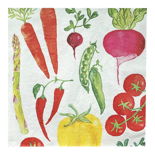 Allotment Napkins: Pack of 20