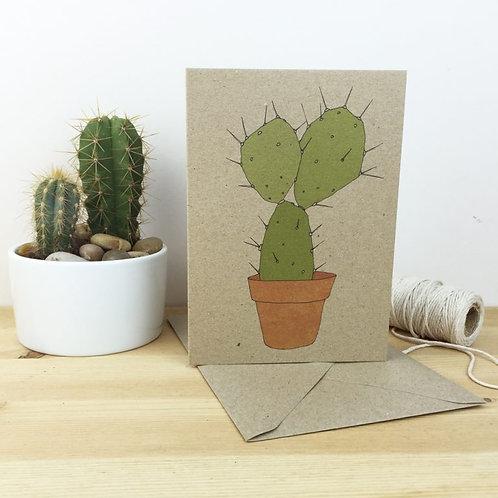Cactus Card 1
