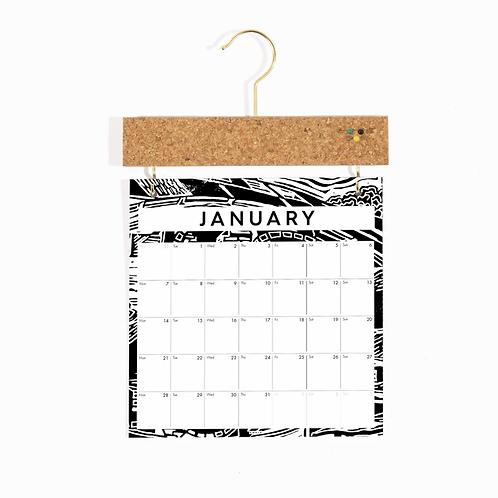 Pin Board 2021 Calendar