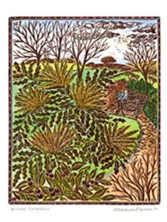 Winter Garden Card