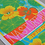 Thumbnail: Nasturtium A3 Risograph Print
