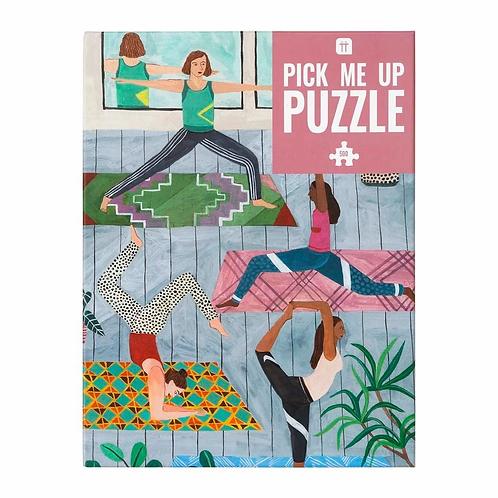 Yoga 500 Piece Puzzle