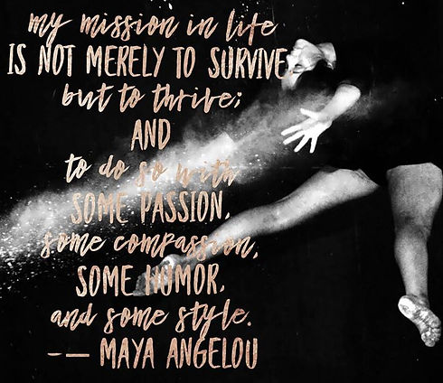 Happy Birthday Maya Angelou. She was ins