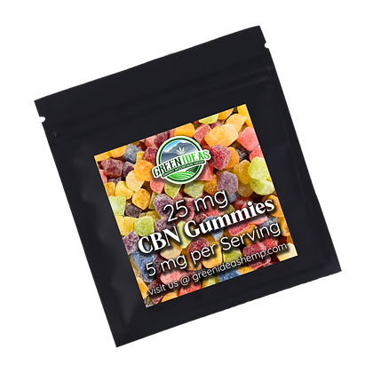 25mg CBN Gummies