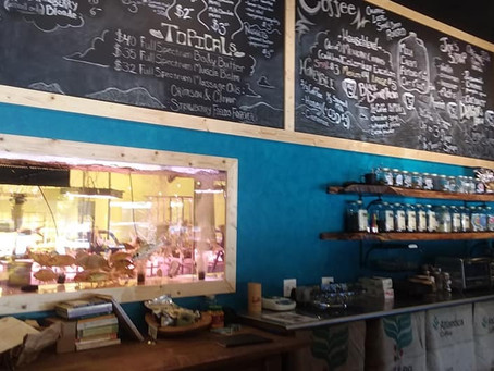 Now Open! Green Eye Hemp Cafe