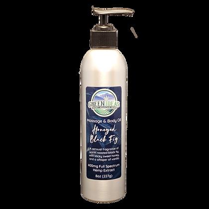 Honeyed Black Fig Massage Oil