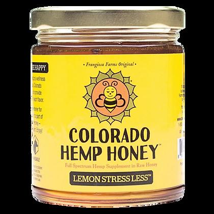 Lemon Stress Less Honey Jar