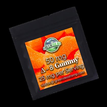 50mg Delta 8 Gummy