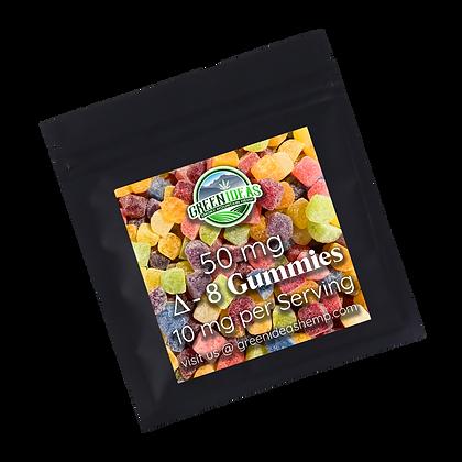 50mg Delta 8 Gummies