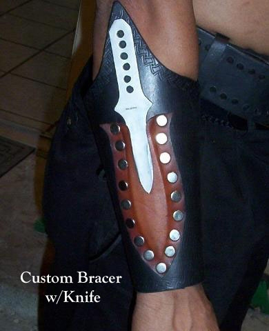 Custom Bracer with Knife.JPG