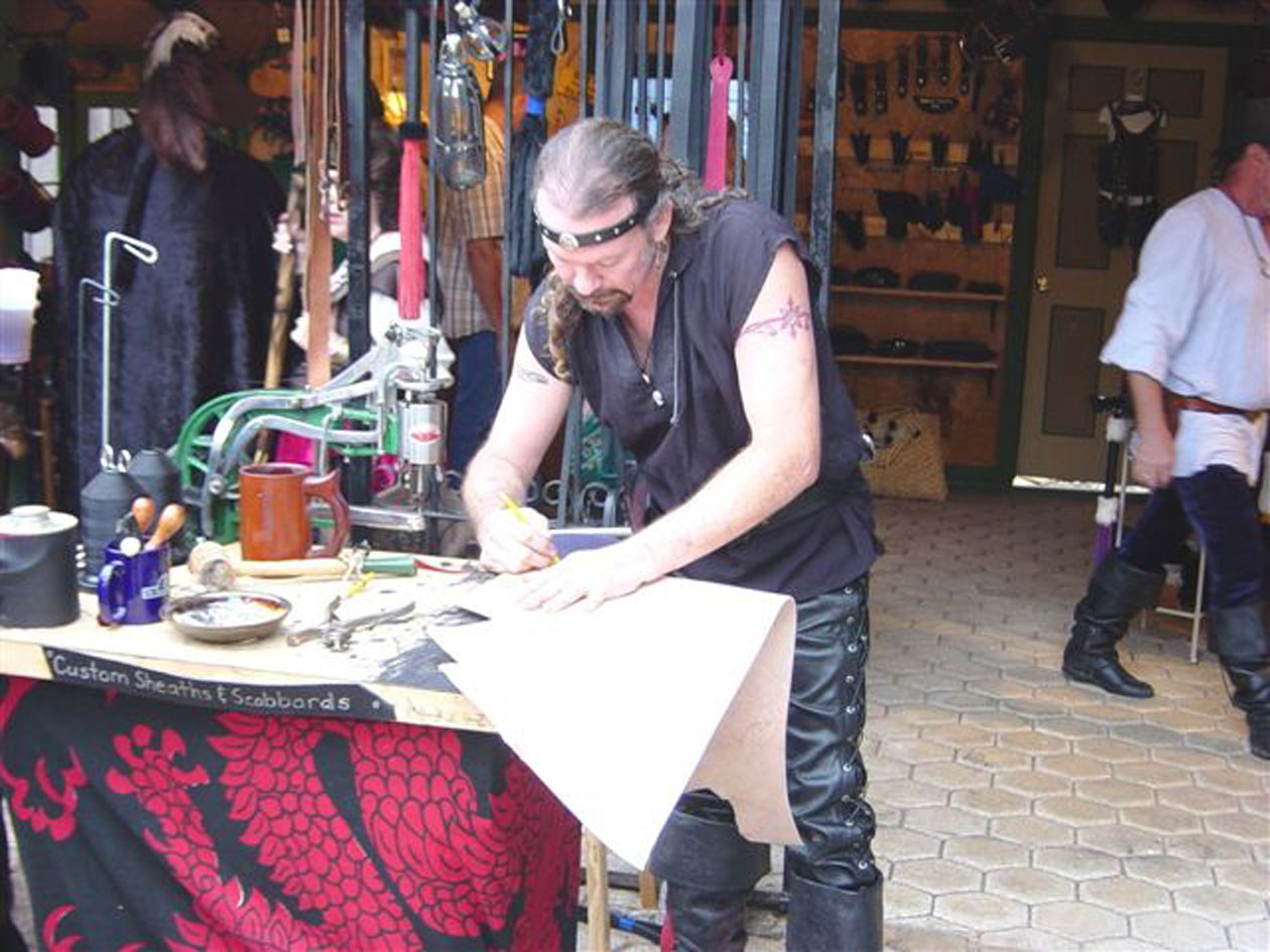 Rev making custom Scabbard at TRF.jpg