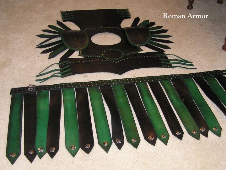 Roman Armor laid out.JPG