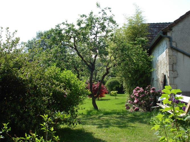 Les logis du plat d'étain-Jardin3