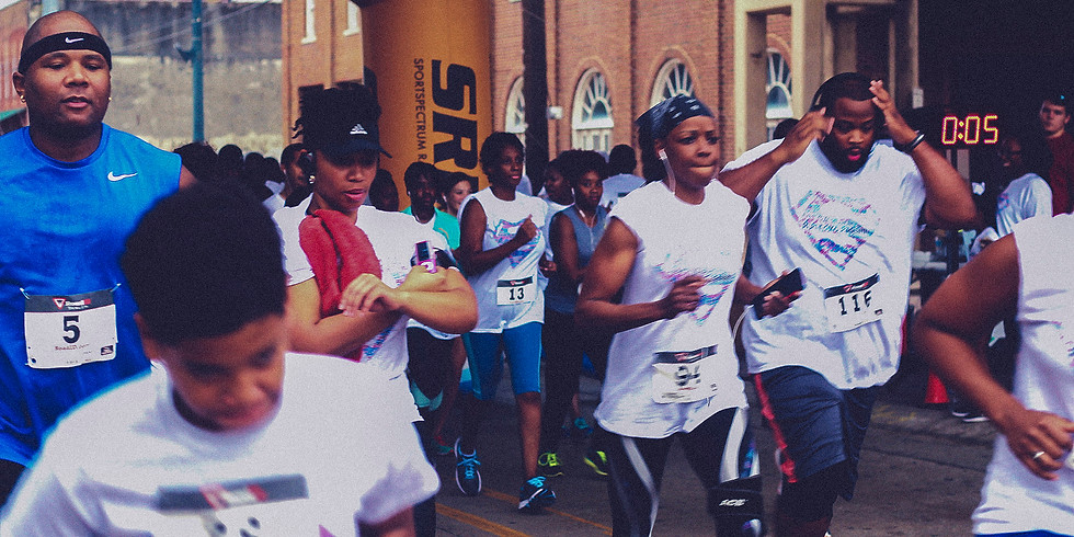 Run To Your Health 5k/Health Fair & Adult Field Day