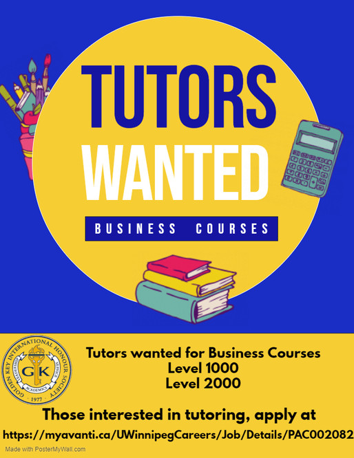 Tutors Wanted!!