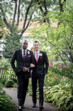 wedding at JMG