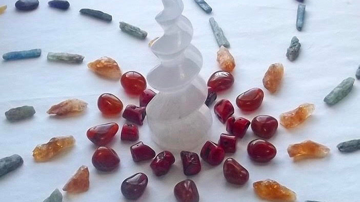 Crystal Healing Level 1 - Online Course