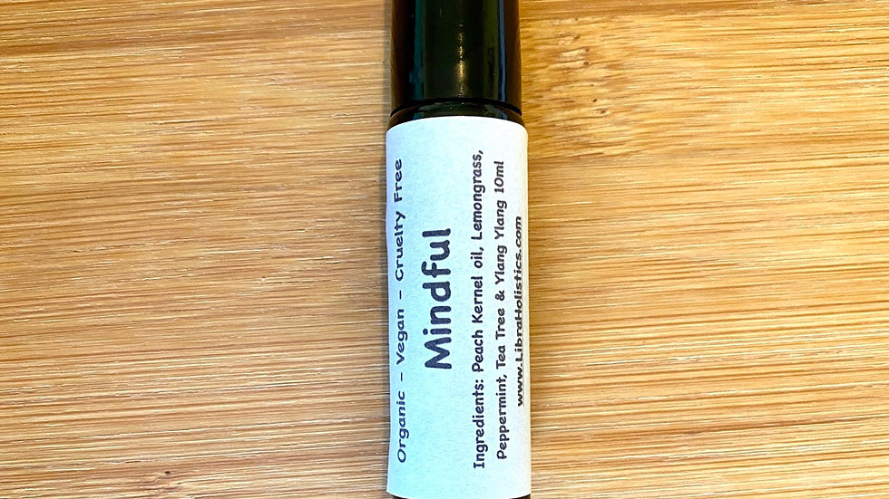 Mindful Roller Oil / Aromatherapy Roller Oil
