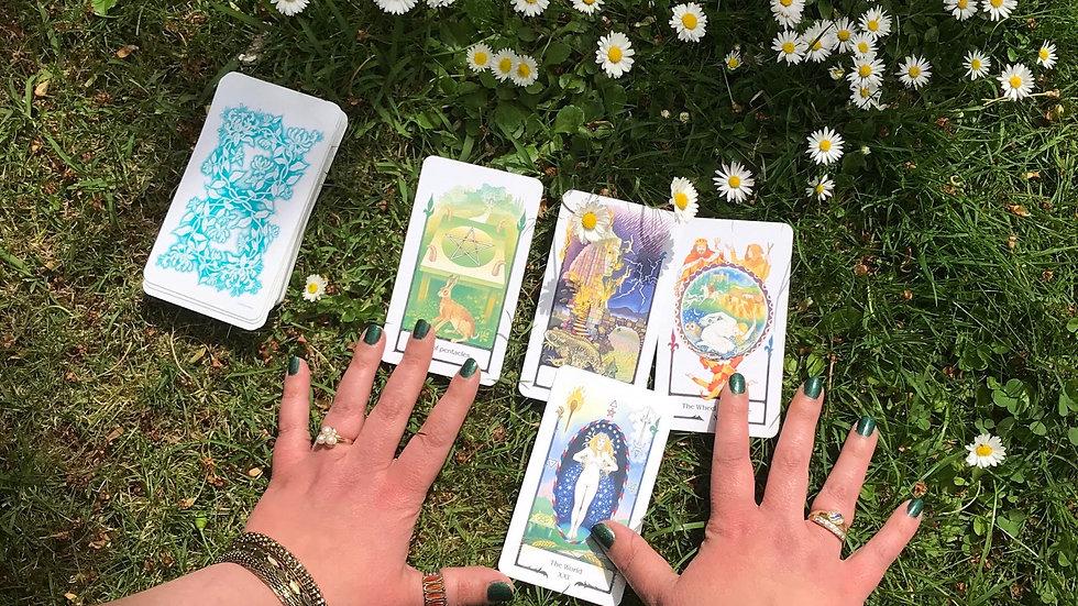 Learn Tarot - Self Teaching Course