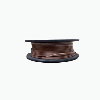 Cable coaxial MIN RG59 HD 95% Café