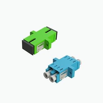 Adaptador de fibra óptica