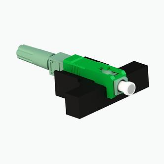 Conector de campo tipo rosca y T