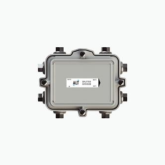 Splitter troncal 3 vías 1.0 GHz