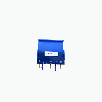 Equalizador de retorno, 5-42 MHZ (K-SPLIT), 7 DB.
