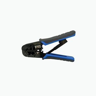 Ponchadora para Conectores RJ22, RJ11, RJ12 & RJ45
