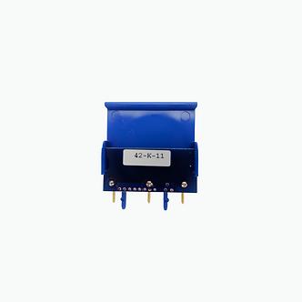 Equalizador de Retorno, 5-42 MHZ (K-SPLIT), 11 DB