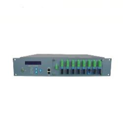 Amplificador de Fibra Óptica EYDFA 2U