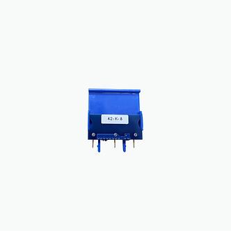 Equalizador de retorno, 5-42 MHZ (K-SPLIT), 8 DB.