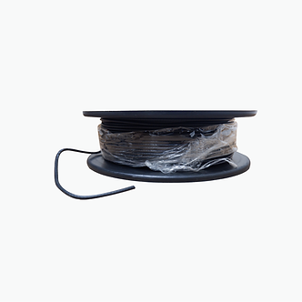 Cable coaxial MIN RG59 HD 95% Negro